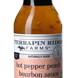 Terrapin Ridge Hot Pepper Peach Bourbon Sauce