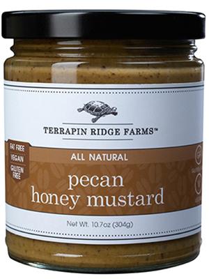Terrapin Ridge Pecan-Honey Mustard