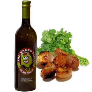 cilantro_roasted_onion_olive_oil
