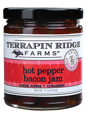 Terrapin Ridge Hot Pepper Bacon Jam