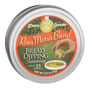 Dean and Jacobs Bread Dipping Seasoning Rosa Maria Blend