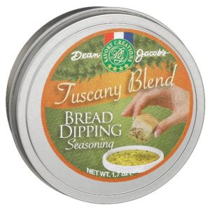 Dean and Jacobs Bread Dipping Seasoning Tuscany Blend
