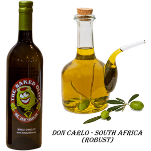 Don Carlo - Robust (South Africa) Extra Virgin Olive Oil