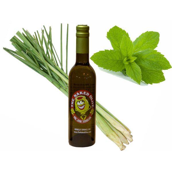 Naked Olive Lemongrass Balsamic Vinegar
