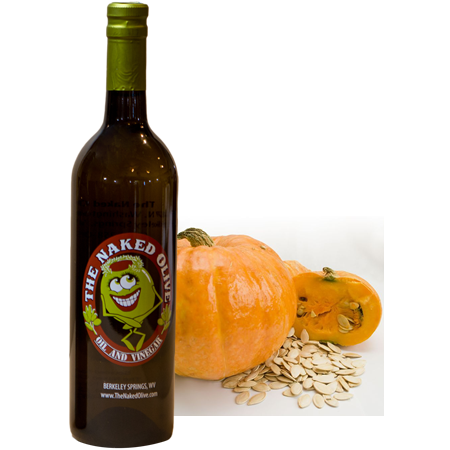 Pumpkin Seed Olive Oil